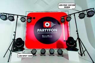 PARTYFON «Lighting»
